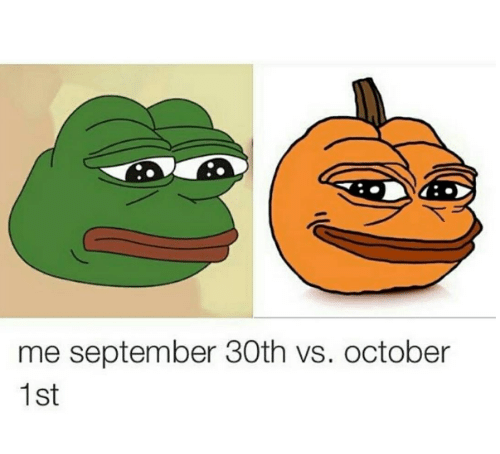 October 1St