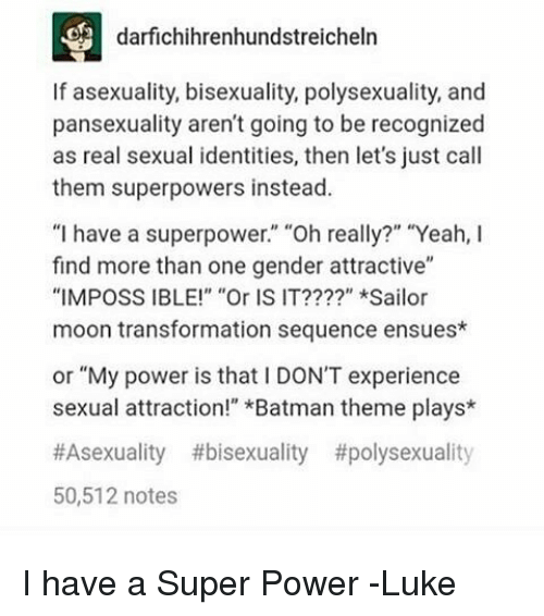 Bisexuality is real