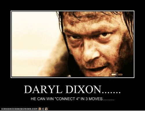 who will daryl dixon hook up with