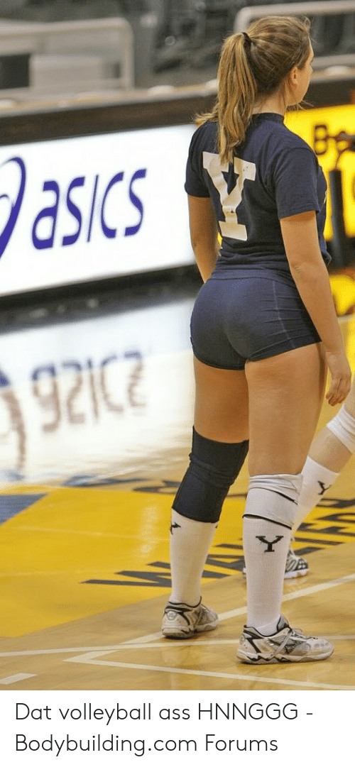 Dat Volleyball Booty Tho - 9GAG | 9gag Meme on ME.ME