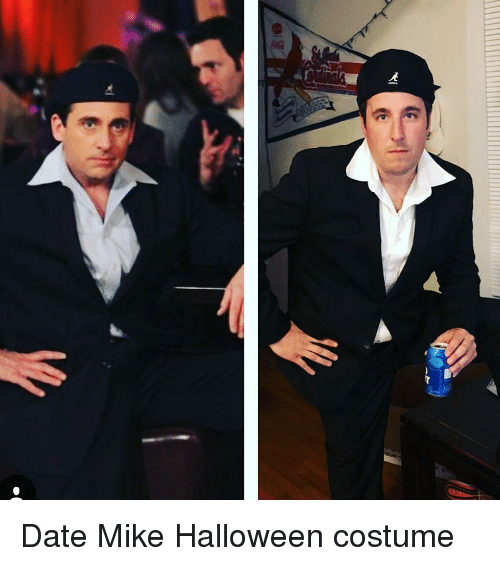 Date Mike Halloween Costume | Halloween Meme On ME.ME