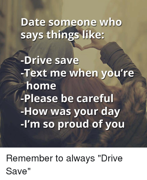 What to text the guy youre dating