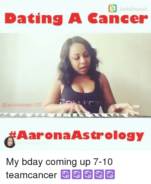 dating a girl who had cancer