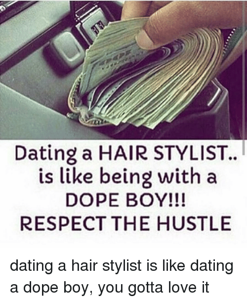 Dating your hairstylist