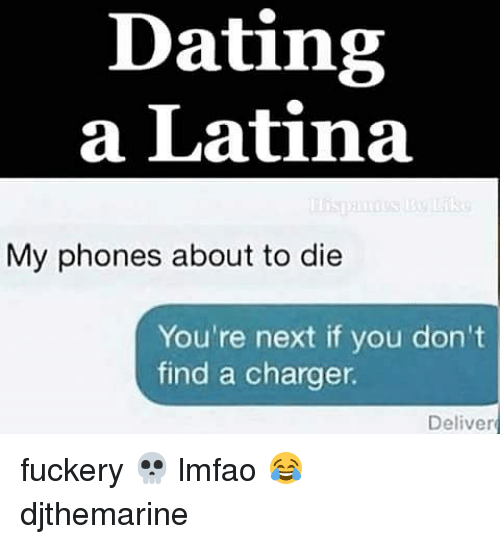 dating a latina
