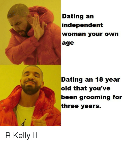 Dating an older independent woman
