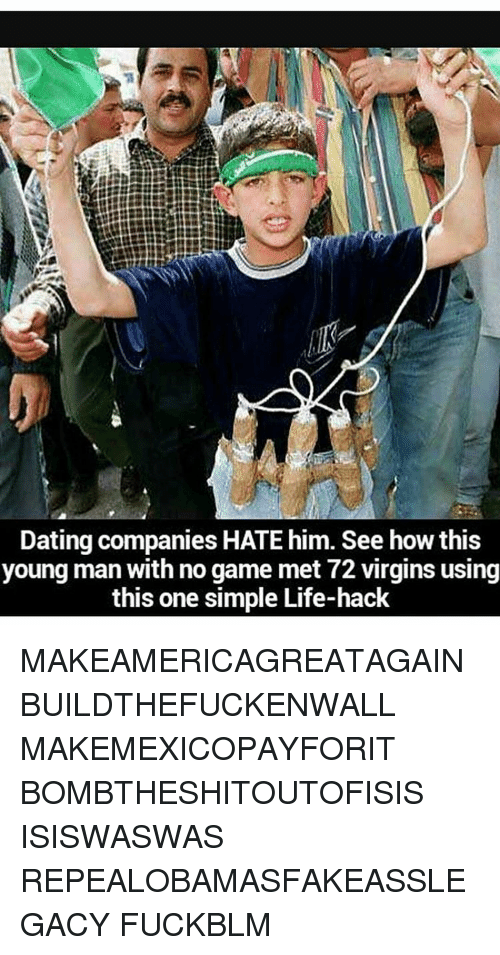 dating companies hate him memes