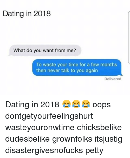 dating waste of time