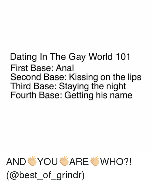 First base second base and third base in dating