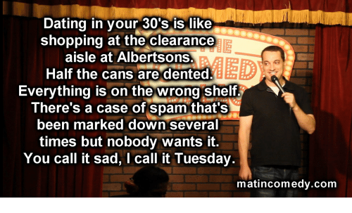 Dating clearance