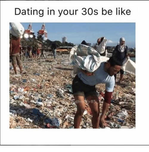 Rules for dating in your 30s