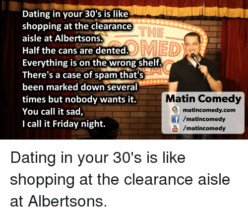 Dating timeline in your 30s