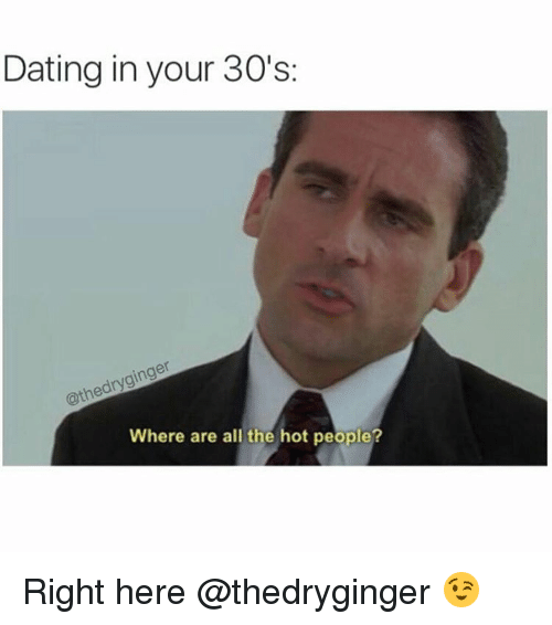 Truths About Dating in Your 30s