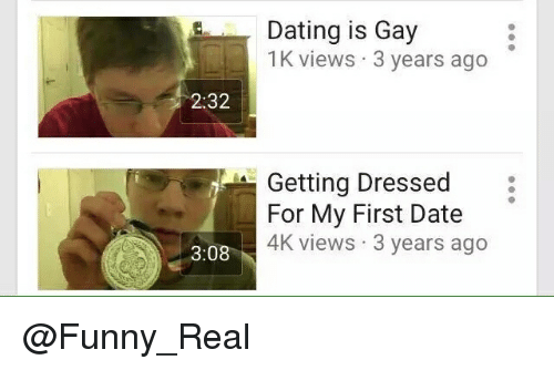 Gay dating after first date