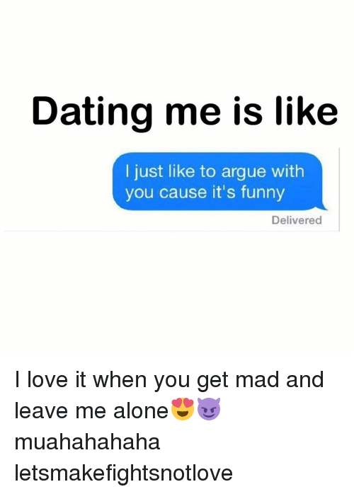 Dating be like