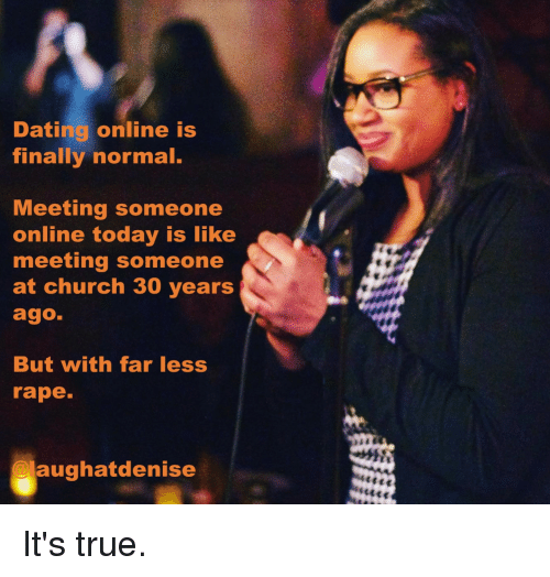 Dating someone in the church