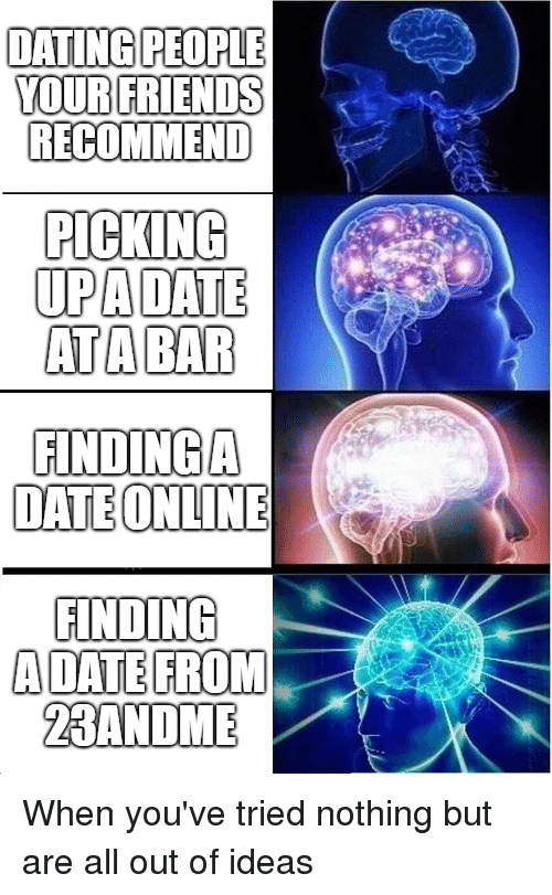 online dating for your friends