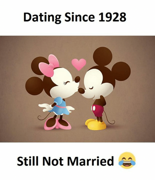 SIZZLE: Dating Since 1928  Still Not Married