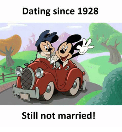 Dating since 1928
