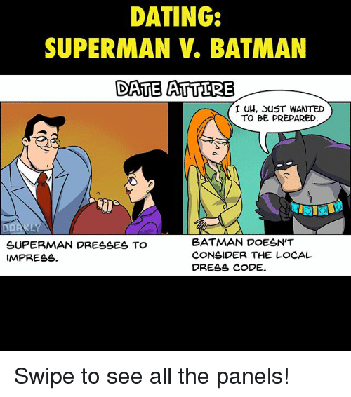 dating Superman