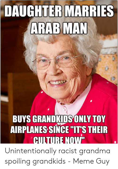 Daughter Marries Arab Man Buys Grandkids Only Toy Airplanes Since