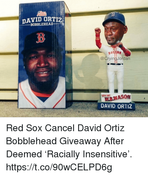 9df39d591ad3 DAVID ORTIZ BOBBLEHEAD 38 DAVID ORTIZ Red Sox Cancel David Ortiz ...