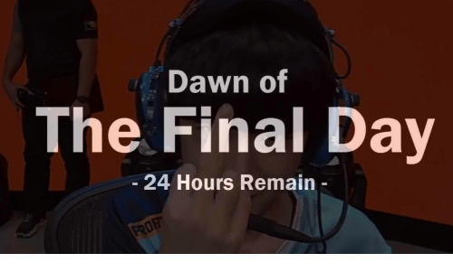 Dawn, Day, and 24 Hours: Dawn of  The Final Day  24 Hours Remain