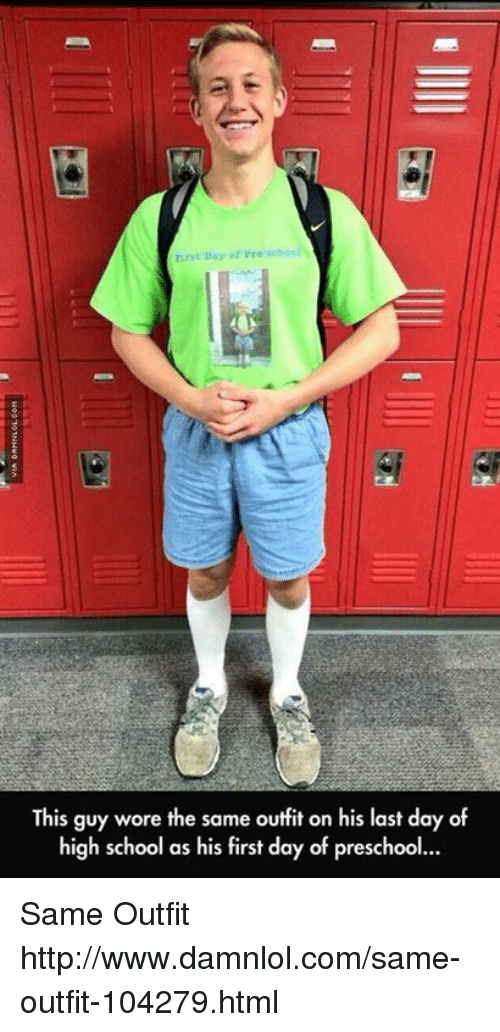 First Day Of School Outfit Meme | Www.pixshark.com ...