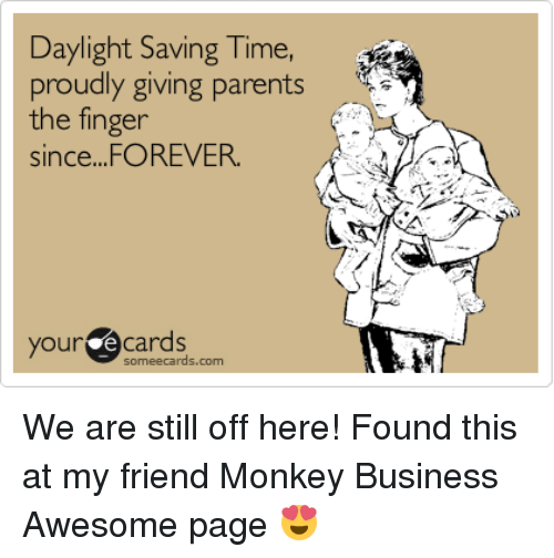 daylight saving time proudly giving parents the finger since forever your 17389666 daylight saving time proudly giving parents the finger