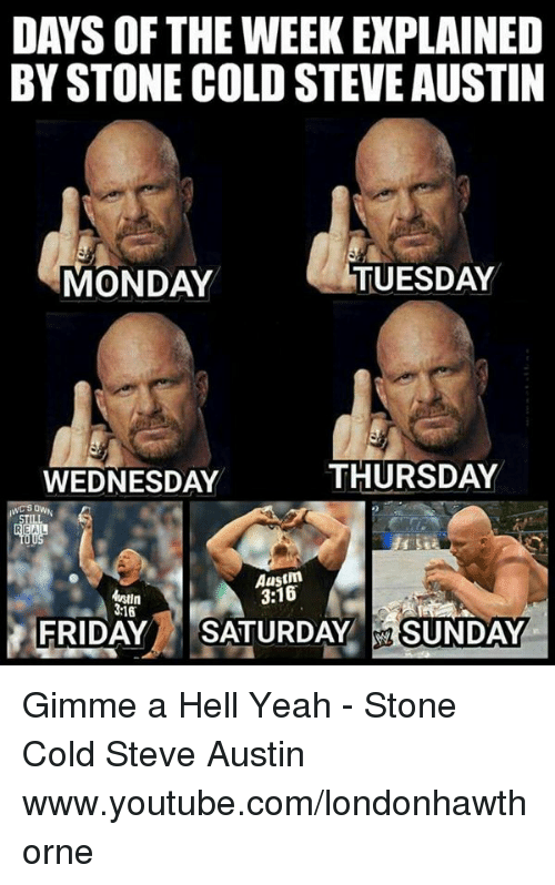 25 best memes about hell yeah stone cold hell yeah