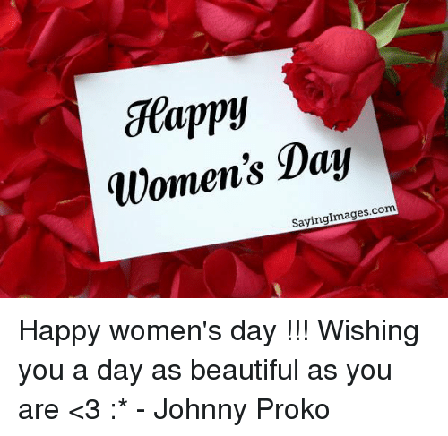 Deappy Womens Day Sayingimages Com Happy Womens Day Wishing