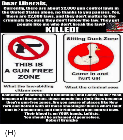 What Leftists Don't Get about Evil and the Law
