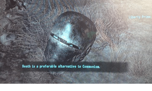 death is a preferable alternative to communism liberty prime 2424859 death is a preferable alternative to communism liberty prime death