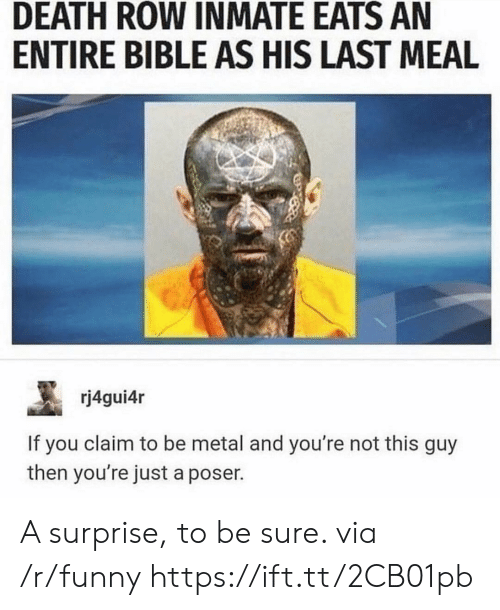 Messed Up Life Quotes: 25+ Best Memes About Last Meal