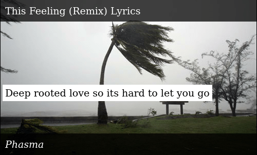 Deep Rooted Love So Its Hard to Let You Go | Donald Trump