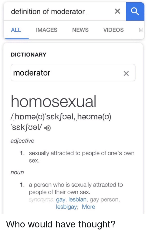 Lesbian definitions from dictionary com 7