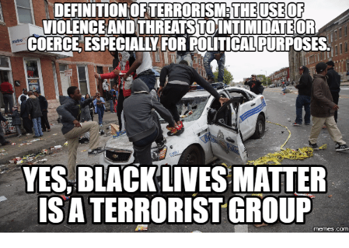DEFINITION OFTERRORISM THEUSE OF VIOLENCE AND ...
