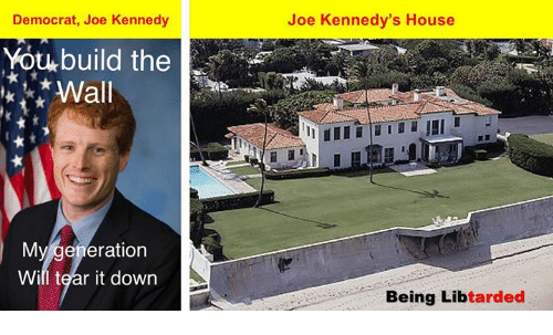 House, Kennedy, And Joe: Democrat, Joe Kennedy Joe Kennedyu0027s House Yotu  Build. Collect Meme →