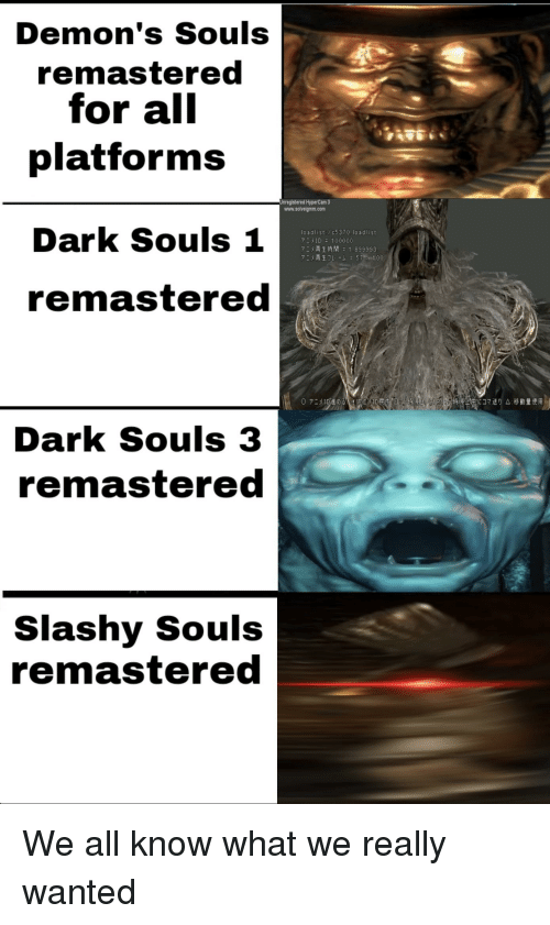 Demon's Souls Remastered for All Platforms Unregistered HyperCam 3