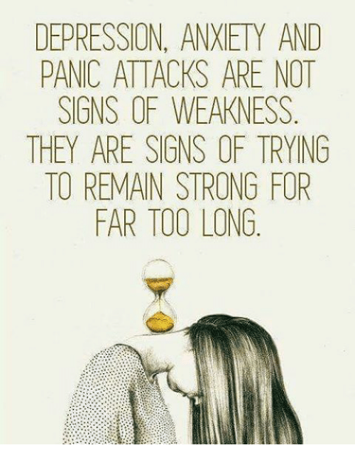 Image result for panic attack meme