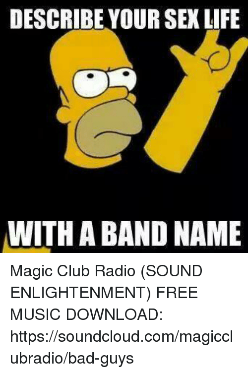 Sex to music free