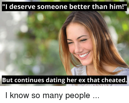dating a man whose ex wife cheated on him