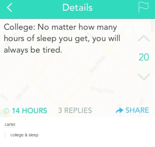 College Funny And Tumblr De S College No Matter How Many Hours Of