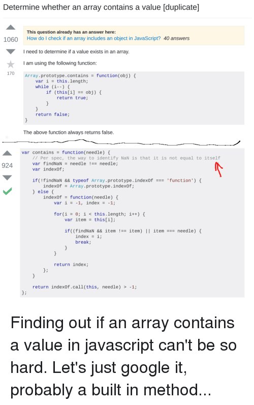 check if value exists in array javascript