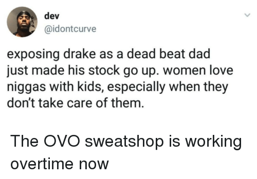 how to expose a deadbeat dad