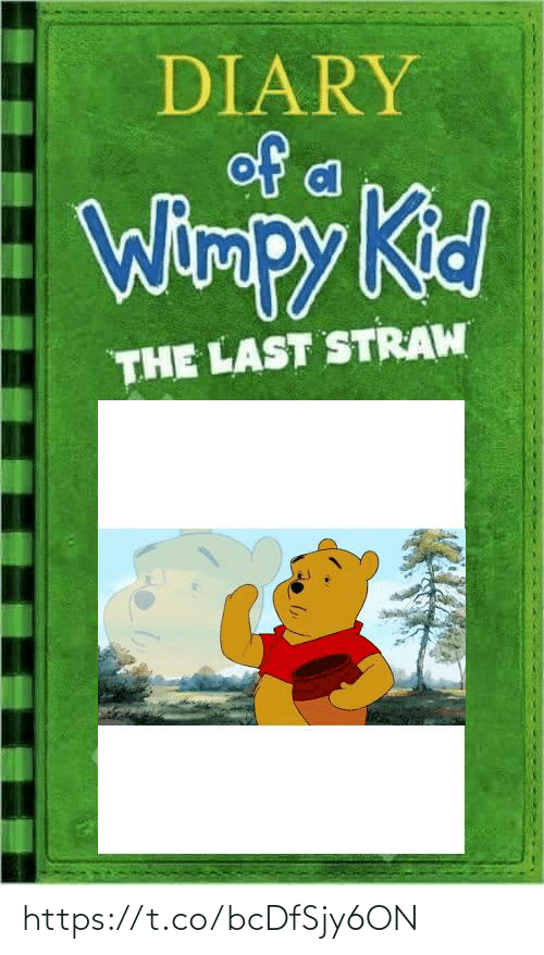 Diary Of A Wimpy Kid The Last Straw Httpstcobcdfsjy6on Diary Of A Wimpy Kid Meme On Me Me
