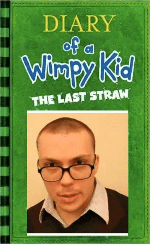 diary of a wimpy kid last Here it is, and i actually started this one a reasonable amount of time after rodrick rules subscribe for more the full playlist:.