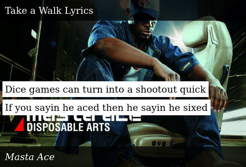 SIZZLE: Dice games can turn into a shootout quick  If you sayin he aced then he sayin he sixed