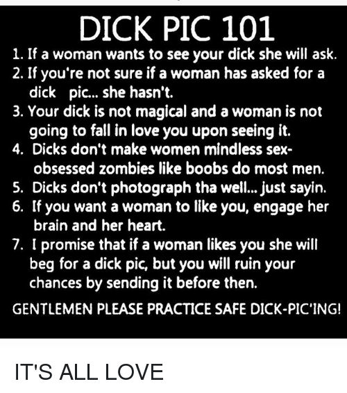 Dicks Fall And Love Dick Pic   If A Woman Wants