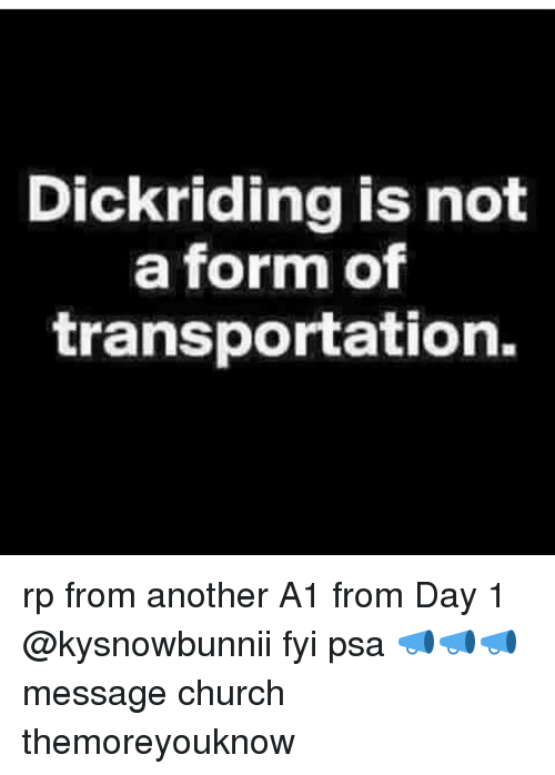 Dick riding pictures